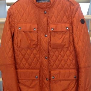 Belstaff Padded Quilted Jacket